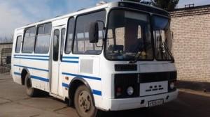 Автобус для перевозки рабочих