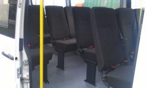 Салон в микроавтобусах